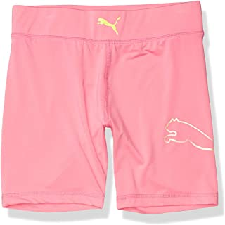 PUMA Girls' Biker Shorts