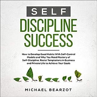 Self Discipline Success cover art