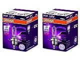 Osram H4 Rallye 62218RL Car Headlight Bulb (12V, 130/100W, 2 Bulbs)