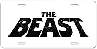 Best the beast license plate Reviews
