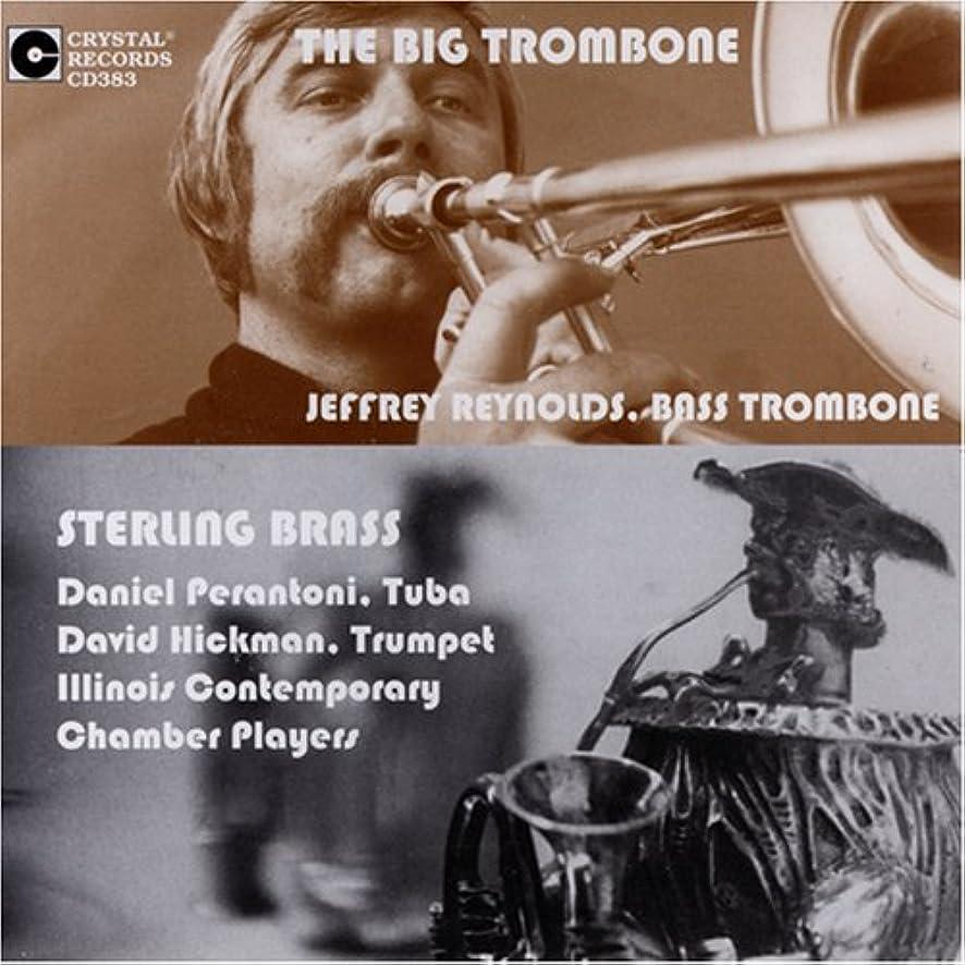 The Big Trombone & Sterling Brass