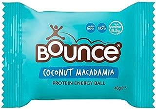 Bounce Coconut & Macadamia Protein Bliss Ball 40g