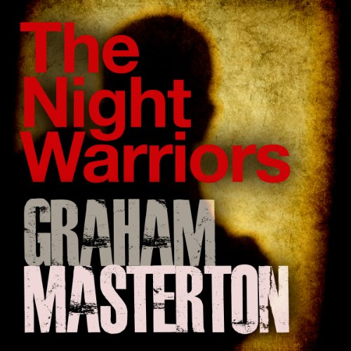 Night Warriors audiobook cover art