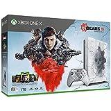 Xbox One X Gears 5 リミテッド エディション バンドルを手に入れ、氷と雪の中のクリムゾン オーメンをデザインした本体で Gears の世界に飛び込もう。 また、このバンドルには、Gears 5 アルティメット エディション ダウンロード版ゲーム本体、Xbox ワイヤレス コントローラー Gears 5 リミテッド エディションが含まれています。 Gears 5 に加えて、Gears of War Ultimate Edition、Gears 2、3、4 のダウンロード完全版を同...