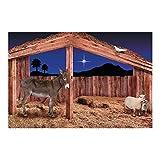 Top 10 Nativity Scene Backdrops
