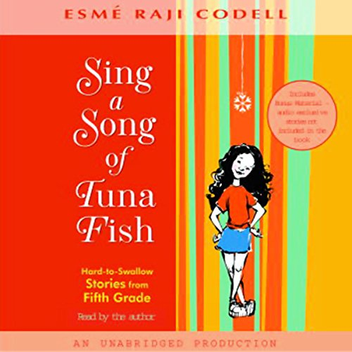 Sing a Song of Tuna Fish audiobook cover art