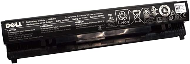 Genuine DELL Latitude 2100 2110 2120 Rechargeable 56WH Laptop Battery 4H636 USA