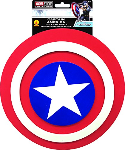 Generique - Scudo di Captain America per bambino Taglia Unica