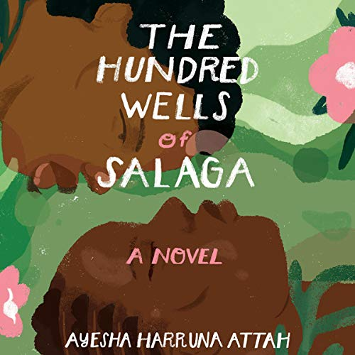 Page de couverture de The Hundred Wells of Salaga