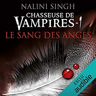 Le sang des anges     Chasseuse de vampires 1              De :                                                                                                                                 Nalini Singh                               Lu par :                                                                                                                                 Myrtille Bakouche                      Durée : 12 h et 8 min     99 notations     Global 4,3