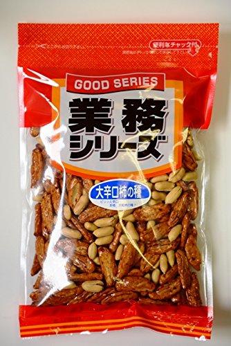 350g 大辛口柿の種 (ピーナッツ50%入り) 業務シリーズ
