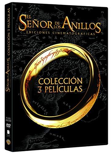 Trilogía El Señor De Los Anillos Cinematográfica [DVD]