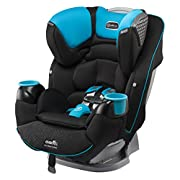 This All-In-One Convertible Car Seat fitting children from 5-120 pounds is the only car seat you'll ever need providing rear-facing, forward facing and booster capabilities The SafeMax Platinum helps protect rear facing infants from 5-40 pounds, forw...