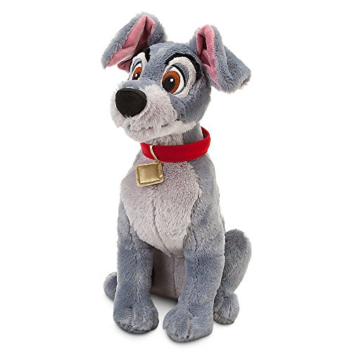 Official Tramp Medium Soft Toy