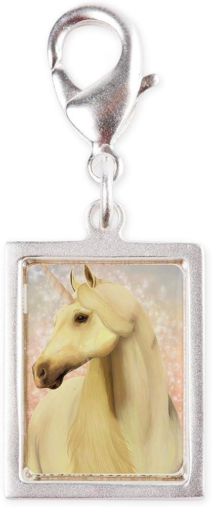 Royal Lion Silver Portrait Unicorn Charlotte Mall Memphis Mall Charm Magic Real