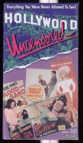 Hollywood Uncensored [VHS]