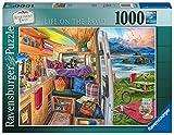 Ravensburger Puzzle, Puzzles 1000 Piezas, Vida en la Carretera, Puzzles para Adultos, Puzzle Ravensburger