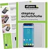 dipos I 2X Schutzfolie matt kompatibel mit Oukitel C8 Folie Bildschirmschutzfolie