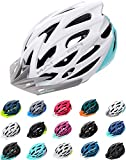 meteor Cycle Helmet MTB Bike Bicycle Skateboard Scooter Hoverboard Helmet For Riding Safety Lightweight...