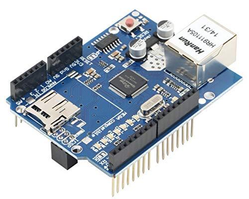 TECNOIOT Ethernet Shield W5100