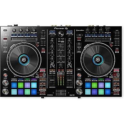 Pioneer DJ DJ Controller, Black, 6.00 x 25.10 x 16.90 (DDJRR) from Pioneer Pro DJ