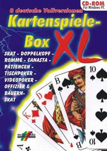 Kartenspiele-Pack XL