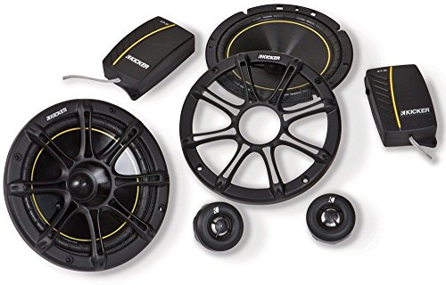 Best Prices! 2 New KICKER DS652 6.5 240W 2-Way 4-Ohm Car Audio Component Speakers 11DS652