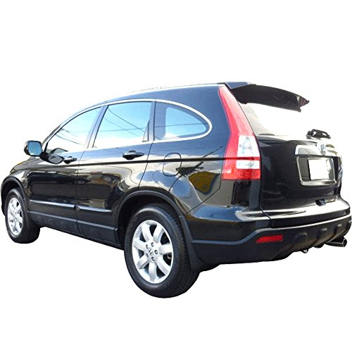MotorFansClub Roof Window Spoiler Wing fit for Compatible with Honda CR-V CRV 2012 2013 2014 2015 2016 Black