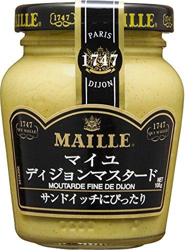 MAILLE(マイユ) ディジョンマスタード 108g