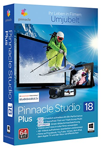 Pinnacle Studio 18 Plus