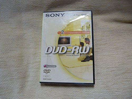Sony DVD-RW 4.7GB DMW47 - Confezione da 1