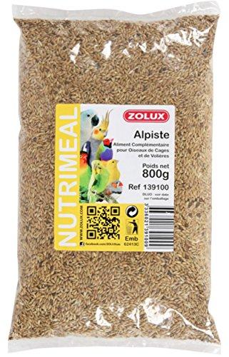 Zolux GRAINES ALPISTE SAC 800GR