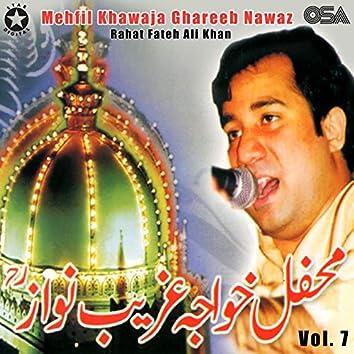 Mehfil Khawaja Ghareeb Nawaz, Vol. 7