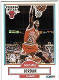 1990-91 Fleer with Update NBA Wold Champion Chicago Bulls Team Set with Michael Jordan & Scottie Pippen