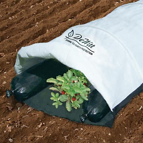 Dewitt Sales of SALE items from new works Water Tubes GRO-Tunnel 2'WX10'LX18 H WAT Black W Indefinitely