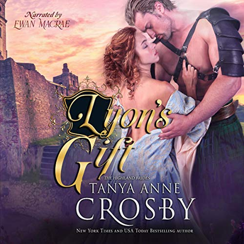 Lyon's Gift audiobook cover art