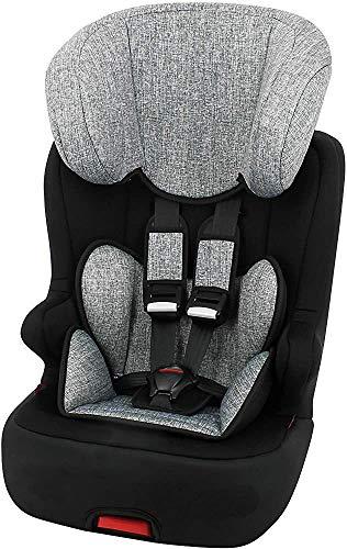 Asientos de seguridad para niños, asientos de automóviles convertibles se pueden inclinar, para niños de 9 a 36 kg de,47 x 48 x 67cm
