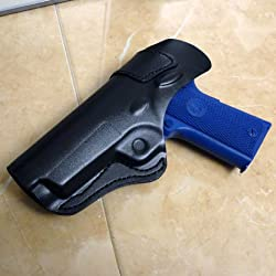 Best IWB Holsters for 1911 handguns - Top Holster Reviews