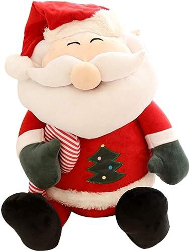 Toy Weißnachtsmann Puppe Plüschtier, 70cm Plüsch Puppe Puppe, Geburtstagsgeschenk, Valentinstag, Auto Weißnachtsbaum Dekoration ZDDAB