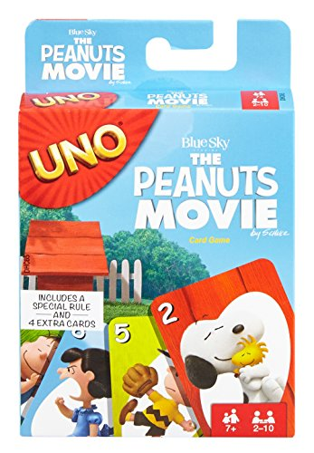 UNO The Peanuts Movie