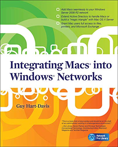 Integrating Macs into Windows Networks (Network Pro Library)