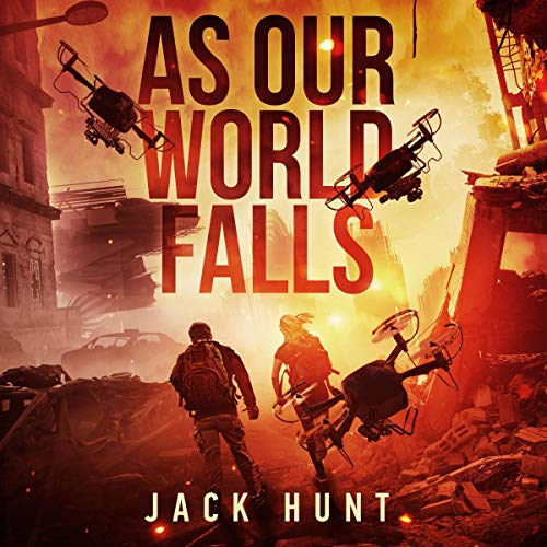 As Our World Falls cover art
