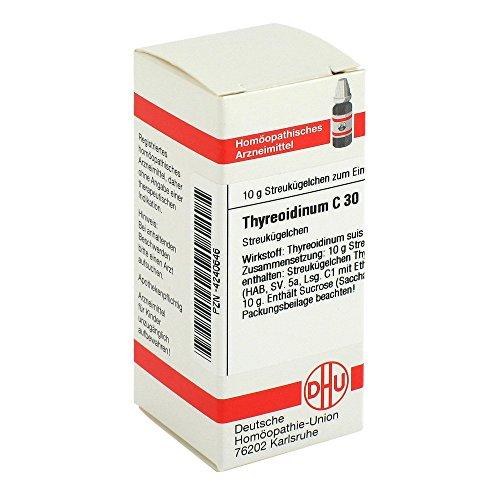 THYREOIDINUM C30, 10 g