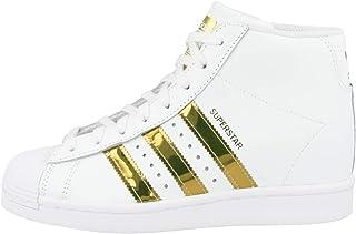 adidas - Superstar up w #ftwwht/goldmt/cblack FW3905