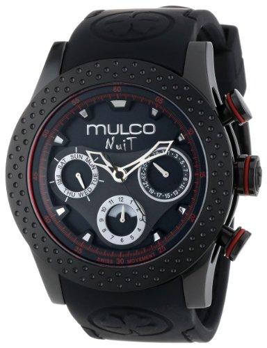 MULCO MW5-1962-261 Reloj Suizo analógico Unisex con cronógrafo