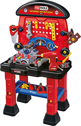 KS Tools 100074 Estación de trabajo para niños
