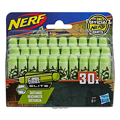 30 Dardos Nerf Zombie Strike