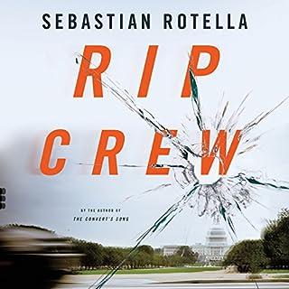 Rip Crew audiobook cover art