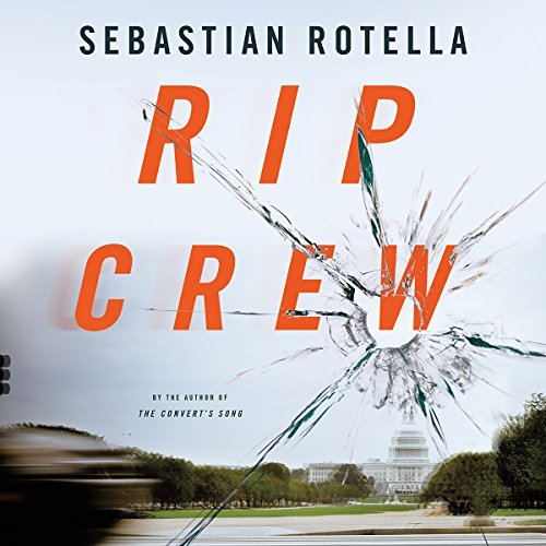 Rip Crew audiobook cover art