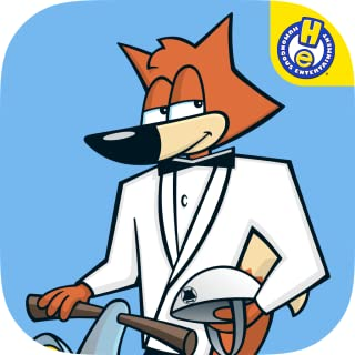 Spy Fox In: Cheese Chase [Online Game Code]